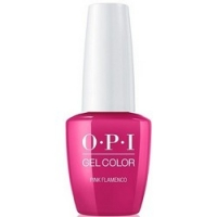 OPI Gelcolor Pink Flamenco - Гель-лак, 15 мл.