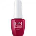 Фото OPI Gelcolor OPI Red - Гель-лак, 15 мл.