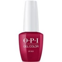 OPI Gelcolor OPI Red - Гель-лак, 15 мл.