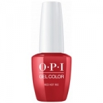 Фото OPI Gelcolor Red Hot Rio - Гель-лак, 15 мл.