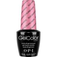 OPI Gelcolor Suzi Shops And Islnd Hops - Гель-лак, 15 мл.