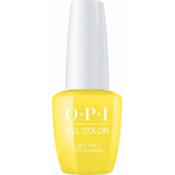 Фото OPI Gelcolor T I Just Cant Cope Acabana - Гель-лак, 15 мл.