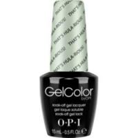 OPI Gelcolor Thaths Hulu-Arious - Гель-лак, 15 мл.