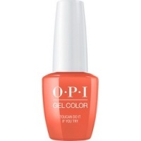 OPI Gelcolor Toucan Do It If You Try - Гель-лак, 15 мл.