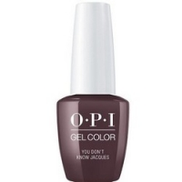OPI Gelcolor You Dont Knw Jacqs - Гель-лак, 15 мл.