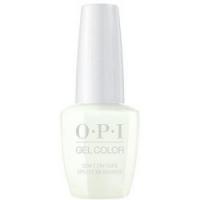 OPI Grease GelColor Don't Cry Over Spilled Milkshakes - Гель-лак для ногтей, 15 мл