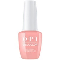 OPI Grease GelColor Hopelessly Devoted to OPI - Гель-лак для ногтей, 15 мл