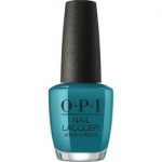 Фото OPI Grease Teal Me More, Teal Me More - Лак для ногтей, 15 мл