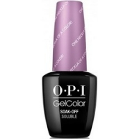 OPI Iceland GelColor One Heckla of a Color! - Гель-лак для ногтей, 15 мл