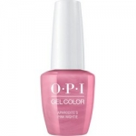 Фото OPI Iconic GelColor Aphrodite's Pink Nightie - Гель-лак для ногтей, 15 мл