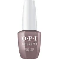 OPI Iconic GelColor Berlin There Done That - Гель-лак для ногтей, 15 мл