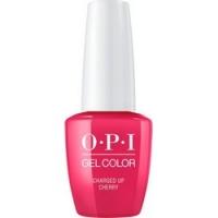 OPI Iconic GelColor Charged Up Cherry - Гель-лак для ногтей, 15 мл
