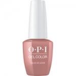 Фото OPI Iconic GelColor Dulce de Leche - Гель-лак для ногтей, 15 мл
