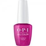 Фото OPI Iconic GelColor Flashbulb Fuschia - Гель-лак для ногтей, 15 мл
