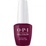 Фото OPI Iconic GelColor In the Cable Car-pool Lane - Гель-лак для ногтей, 15 мл