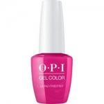 Фото OPI Iconic GelColor La Paz-tively Hot - Гель-лак для ногтей, 15 мл