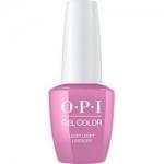 Фото OPI Iconic GelColor Lucky Lucky Lavender - Гель-лак для ногтей, 15 мл