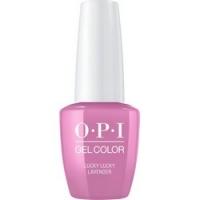 Купить OPI Iconic GelColor Lucky Lucky Lavender - Гель-лак для ногтей, 15 мл