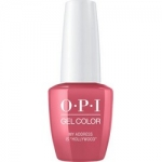 Фото OPI Iconic GelColor My Address is Hollywood - Гель-лак для ногтей, 15 мл