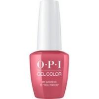Купить OPI Iconic GelColor My Address is Hollywood - Гель-лак для ногтей, 15 мл