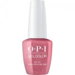 Фото OPI Iconic GelColor Not So Bora-Bora-ing Pink - Гель-лак для ногтей, 15 мл