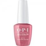 Фото OPI Iconic GelColor Not So Bora-Bora-ing Pink - Гель-лак для ногтей, 15 мл