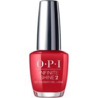 Купить OPI Infinite Shine Big Apple Red - Лак для ногтей, 15 мл