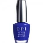 Фото OPI Infinite Shine Indignantly Indigo - Лак для ногтей, 15 мл.