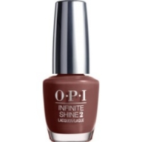 OPI Infinite Shine Linger Over Coffee - Лак для ногтей, 15 мл.