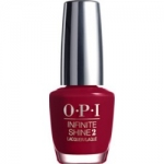 Фото OPI Infinite Shine Relentless Ruby - Лак для ногтей, 15 мл.