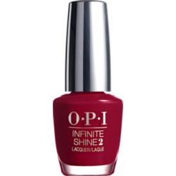 Фото OPI Infinite Shine Relentless Ruby - Лак для ногтей, 15 мл.