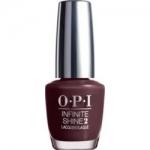 Фото OPI Infinite Shine Stick to Your Burgundies - Лак для ногтей, 15 мл.