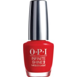 Фото OPI Infinite Shine Unequivocally Crimson - Лак для ногтей, 15 мл.