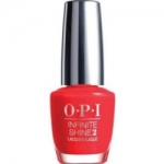 Фото OPI Infinite Shine Unrepentantly Red - Лак для ногтей, 15 мл.