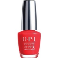 Купить OPI Infinite Shine Unrepentantly Red - Лак для ногтей, 15 мл.