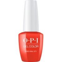 OPI Lisbon A Red-vival City - Гель-лак для ногтей, 15 мл