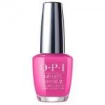 Фото OPI Lisbon Infinite Shine No Turning Back From Pink Street - Лак для ногтей, 15 мл