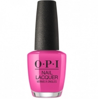 OPI Lisbon No Turning Back From Pink Street - Лак для ногтей, 15 мл