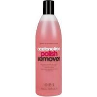 OPI Non-Аcetone Polish Remover - Жидкость для снятия лака без ацетона для искусственных ногтей, 480 мл
