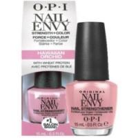OPI Original Nail Envy Hawaiian Orhid - Средство оригинальная формула, 15 мл.