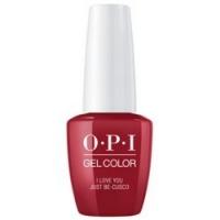 Купить OPI Peru GelColor I Love You Just - Гель-лак для ногтей, 15 мл