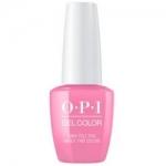Фото OPI Peru GelColor Lima Tell You About This Color! - Гель-лак для ногтей, 15 мл