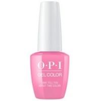 OPI Peru GelColor Lima Tell You About This Color! - Гель-лак для ногтей, 15 мл