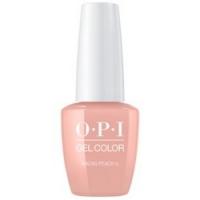 OPI Peru GelColor Machu Peach-u - Гель-лак для ногтей, 15 мл