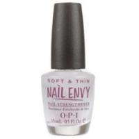 OPI Soft and Thin Nail Envy - Средство для тонких и мягких ногтей, 15 мл.