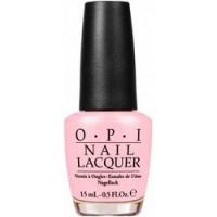 OPI SoftShades Pastel Pink-Ing Of You - Лак для ногтей, 15 мл