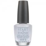 Фото OPI Start to finish Multi-Purpose Nail Treatment - Покрытие универсальное 3 в 1, 15 мл.