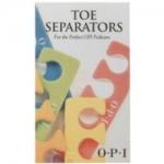 Фото OPI Toe Separators - Разделители для пальцев ног, 1 пара