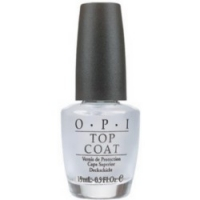 Купить OPI Top-Coat - Покрытие верхнее закрепляющее, 15 мл.