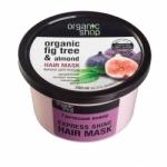 Organic shop - Маска для волос греческий инжир 250 мл